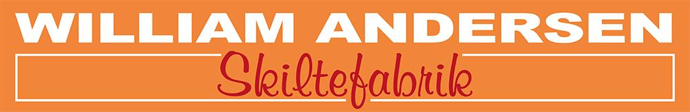 William_Andersen_Skiltefabrik_gammelt_logo