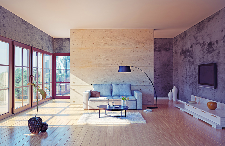 Solfilm til hjemmet kan erstatte nedrullede gardiner samt sørge for at det ikke bliver alt for varmt indenfor.